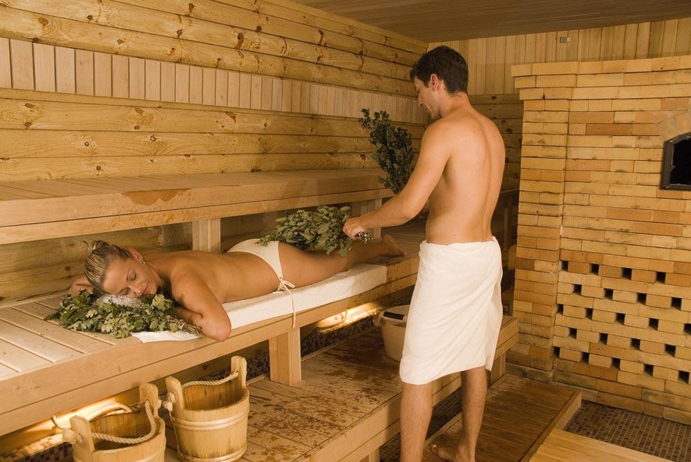 Какая должна быть температура в бане без вреда для организма