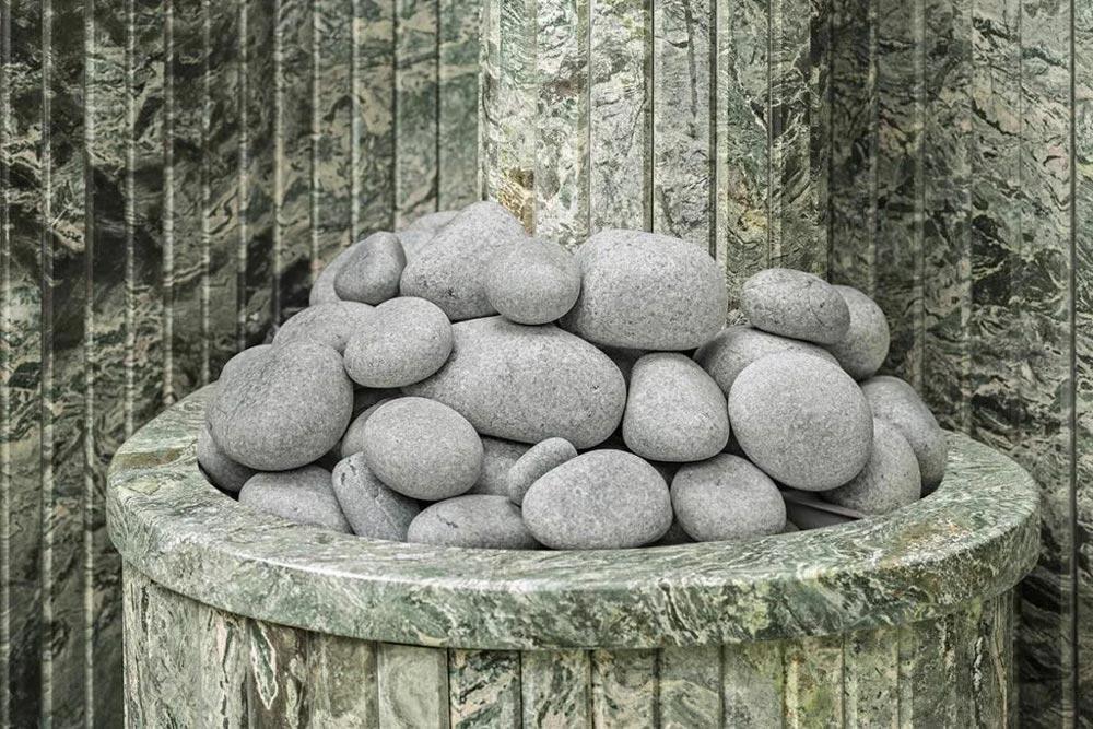 Какие камни лучше выбрать для печи в баню